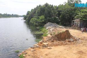 Phát hiện thi thể người đàn ông trên sông Tam Kỳ