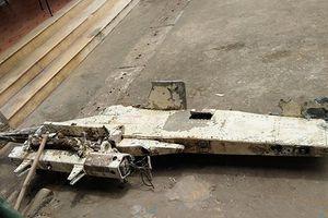 Phát hiện vật thể nghi của máy bay rơi trên biển Quảng Bình