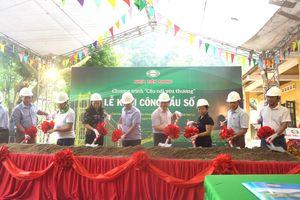 Công ty CP Nhựa Thiếu niên Tiền Phong xây những cây cầu nối hai bờ yêu thương