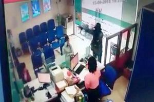 Thông tin mới vụ cướp ngân hàng ở Tiền Giang