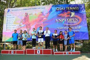 VNPT Open cúp mùa thu 2018: Giải đấu chuyên nghiệp, thắt chặt tình đoàn kết