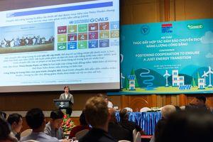 Đảm bảo công bằng khi chuyển dịch các nguồn năng lượng tại Việt Nam
