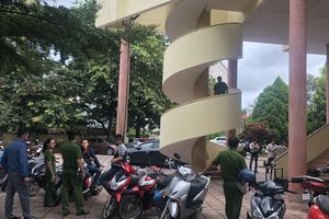 Đắk Lắk: Nam thanh niên tử vong tại trung tâm văn hóa tỉnh