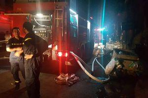 Cháy sát Bệnh viện Nhi Trung ương: 99 nhân khẩu bị ảnh hưởng