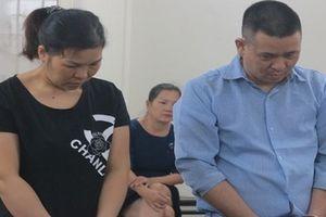 Vợ chồng cùng vào tù vì lừa đảo gần chục xe ô tô nhập khẩu