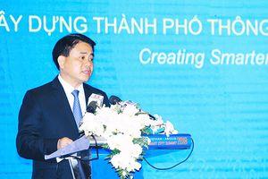 Hà Nội tìm lời giải 'bài toán' xây dựng thành phố thông minh