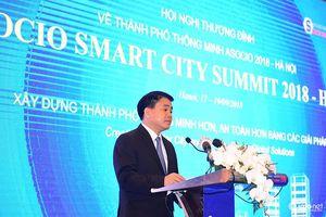 Hà Nội tham vấn các chuyên gia xây dựng Thành phố thông minh