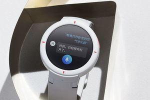 Thương hiệu con của Xiaomi ra mắt smartwatch Amazfit Verge giá 115 USD