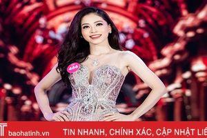Người đẹp HHVN 2018 gốc Hà Tĩnh: 'Có một tình yêu rất lạ với quê hương'