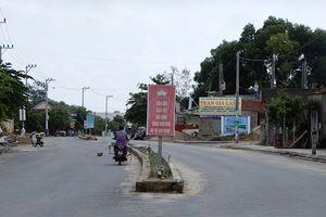 Doanh nghiệp làm gần 1,9km đường được đổi 105ha đất