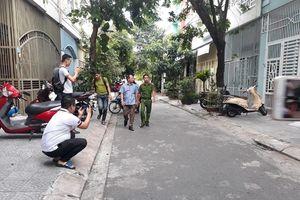 Công an khám nhà nguyên Chánh văn phòng Thành ủy Đà Nẵng