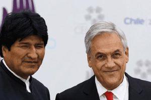 Bolivia đề nghị Chile cùng tìm giải pháp trong tranh chấp hàng hải