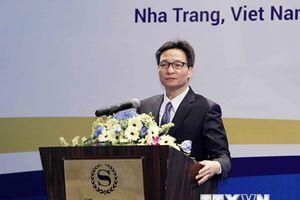 Hình ảnh Phó Thủ tướng Vũ Đức Đam dự khai mạc Hội nghị ASSA 35