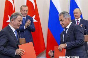 Iran hoan nghênh thỏa thuận giữa Nga-Thổ Nhĩ Kỳ về Idlib