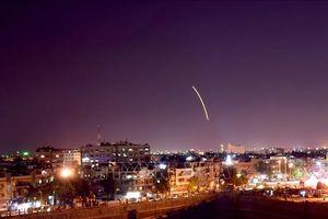 Syria đánh chặn tên lửa tấn công vào Latakia