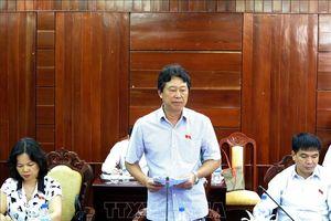 Các khoản thu của tỉnh Quảng Ngãi chưa mang tính bền vững, còn bấp bênh