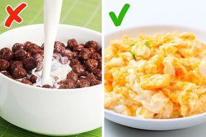 Đừng ăn 10 loại thực phẩm này nếu dạ dày của bạn đang trống rỗng