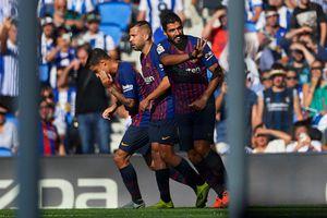 Kết quả trận Barca vs PSV: Siêu sao rực sáng