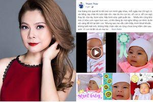 Làm mẹ ở tuổi tứ tuần, Thanh Thảo trải lòng xúc động sau hai tháng sinh con