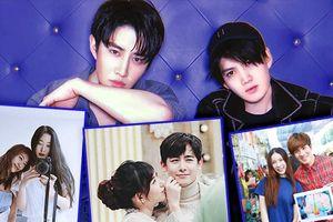 Những cặp anh - chị em ruột nổi tiếng của điện ảnh Thái Lan