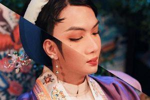 Đào Bá Lộc bất ngờ hóa thân thành cung tần triều Nguyễn diễm lệ: Một MV đam mỹ cổ trang, tại sao không?