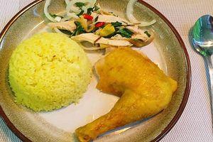 Vợ đảm bật mí cách làm cơm gà tại nhà, vừa đơn giản vừa ngon