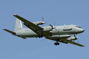 Máy bay Nga chở 14 người bị tên lửa phòng không của Syria bắn rơi