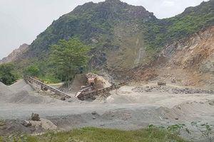 Xây dựng Quy chế phối hợp quản lý khoáng sản giữa Ninh Bình và Hà Nam