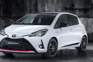 Chi tiết hai mẫu ô tô Yaris mới nhất của hãng Toyota