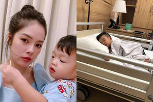 Lộ cuộc sống khó khăn chồng chất của Dương Cẩm Lynh sau ly hôn: Tiều tụy vì thức đêm chăm con bệnh