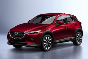Mazda CX-3 2020 sẽ được trang bị động cơ mới tiết kiệm nhiên liệu tới 30%