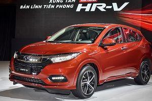 Honda HR-V hoàn toàn mới chính thức lộ diện