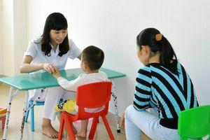 Hoàn thiện đề cương tài liệu hỗ trợ phục hồi chức năng cho trẻ em tự kỷ