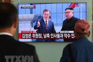 Tổng thống Hàn Quốc bắt đầu hội đàm với Nhà lãnh đạo Triều Tiên