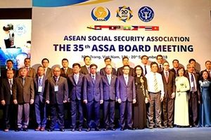 Khai mạc Hội nghị Hiệp hội An sinh xã hội ASEAN lần thứ 35