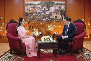 'Tôi yêu tiếng nước tôi' là tình yêu tiếng Việt, yêu văn hóa Việt