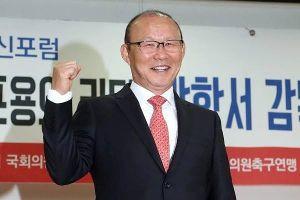 HLV Park Hang Seo: 'Tôi được khuyên cải trang khi ra đường ở Việt Nam'