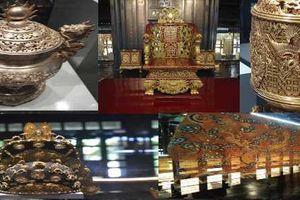 Rồng bay phượng múa trên cổ vật vô giá triều Nguyễn mang ý nghĩa gì?