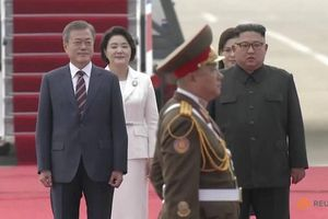Tổng thống Hàn Quốc tới Bình Nhưỡng dự hội nghị thượng đỉnh liên Triều