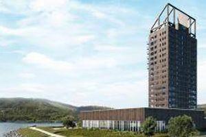 Tòa nhà bằng gỗ cao nhất thế giới