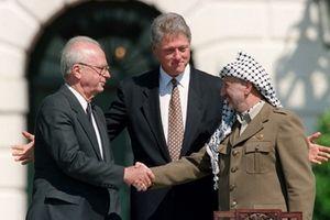 25 năm ký Hiệp định Oslo: Khát vọng hòa bình không bao giờ tắt