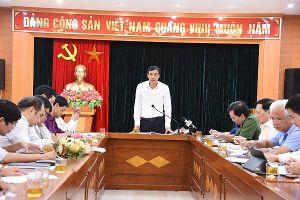 Phó Bí thư Thành ủy Hà Nội: Phải xử lý dứt điểm vi phạm đê điều