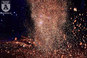 Khám phá nghi lễ nhảy lửa độc đáo của dân tộc Pà Thẻn, Cao Lan ở Tuyên Quang