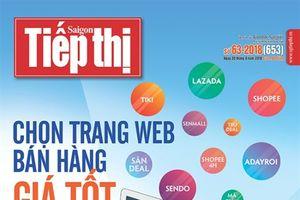 Sài Gòn Tiếp Thị số 63-2018: Vé tàu Tết 2019 mua trực tuyến dễ có vé