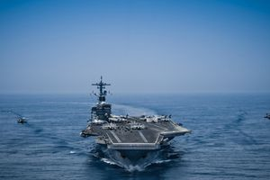 Thủy thủ Mỹ thiệt mạng trên tàu sân bay