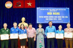 TP Hồ Chí Minh tuyên dương điển hình tiên tiến giai đoạn 2015 - 2018