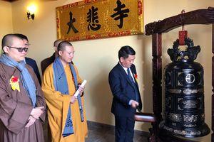 Lần đầu tiên Việt Nam có chùa được công nhận tại Hungary