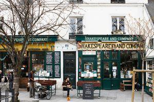 Thiên đường sách ở Paris