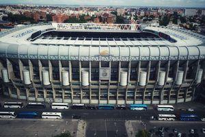 Sân Nou Camp và Bernabeu qua ống kính Zing.vn