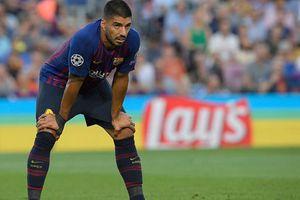Suarez giờ ghi bàn vào lưới những đội bóng nhỏ cũng khó